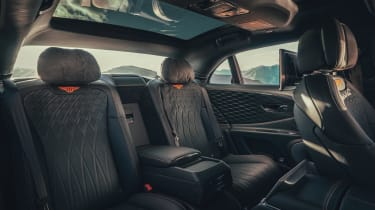Bentley Flying Spur Verdant - Rear Interior