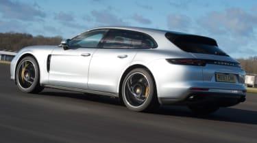 Porsche Panamera Sport Turismo rear