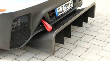 Hyundai RM19 - rear diffuser