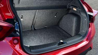 Nissan Micra - boot