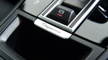 Porsche Cayenne Coupe - badging