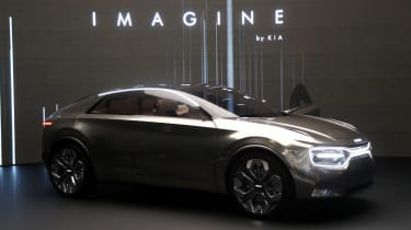 Imagine by Kia - Geneva front