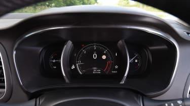 Renault Megane diesel - dials