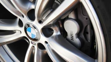 BMW 435i alloy wheels