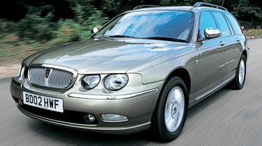 Rover 75 estate front