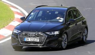 Audi S3 Cabriolet 2014 out in the open | Auto Express