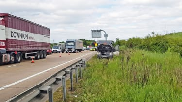 Highways England - traffic