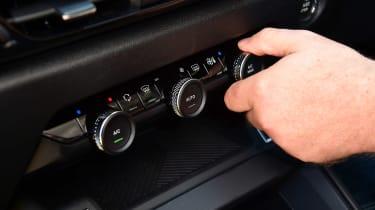 Citroen e-C4 long termer - first report controls
