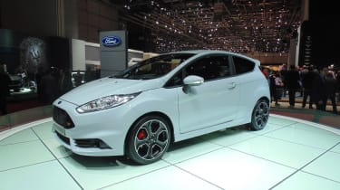 Ford Fiesta ST200 Geneva - front three quarter