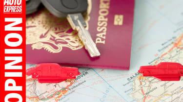 OPINION European driving