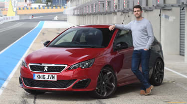 Long-term test review Peugeot 308 GTi - header
