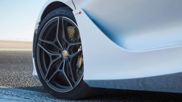 McLaren 720S - wheel detail