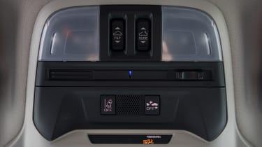 Subaru Impreza 2017 - buttons