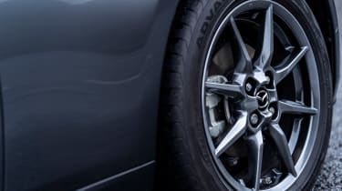 Mazda MX-5 RF - wheel