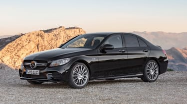 Mercedes-AMG C 43 - front static