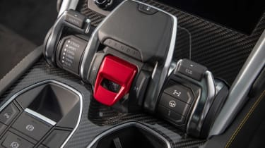 Lamborghini Urus - centre console