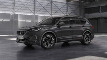 SEAT Tarraco FR - front static