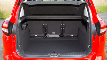 Ford C-MAX - boot