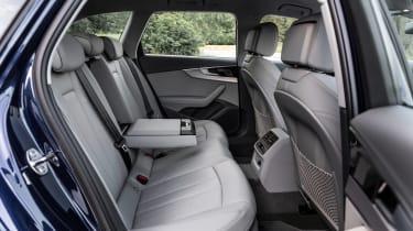 Audi A4 Avant 2019 back seats