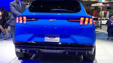 Ford Mach-E - Los Angeles full rear