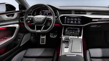 Audi RS 7 Sportback - dash