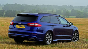 Ford Mondeo ST-Line Estate - rear static