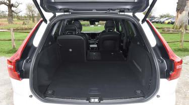 Volvo XC60 long-term test - boot