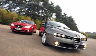 Alfa 159 vs SEAT Exeo