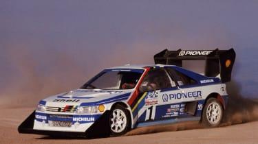 Peugeot Sport - Ari Vatanen interview 405 pikes peak