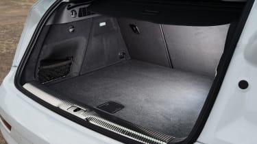 Audi Q3 boot