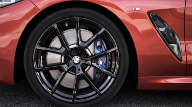 BMW 8 Series - wheel