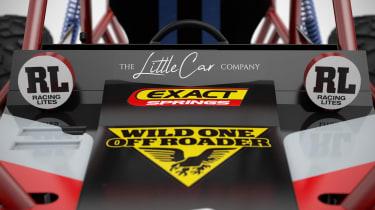 Wild One Max - detail