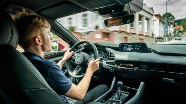Mazda 3 SkyActiv-X - James Brodie