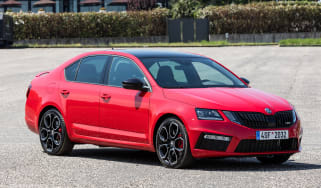 Skoda Octavia vRS 245 review 2017