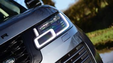 Range Rover P400 - headlight