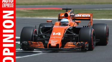 Opinion - McLaren Honda F1