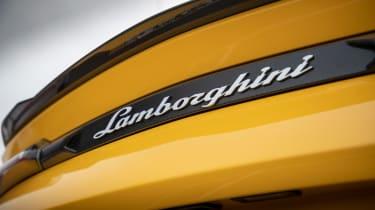 Lamborghini Urus - rear badge