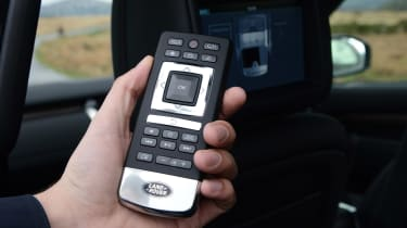 Land Rover Discovery - controller