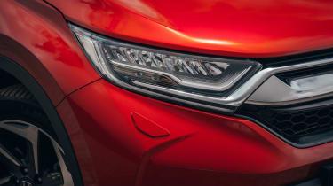 Honda CR-V - headlight