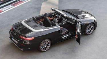 Mercedes-AMG E 53 Cabriolet - above