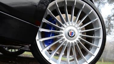 Alpina D3 alloy wheel