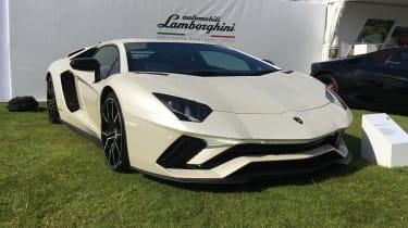 Salon Prive 2017 - Lamborghini Aventador S