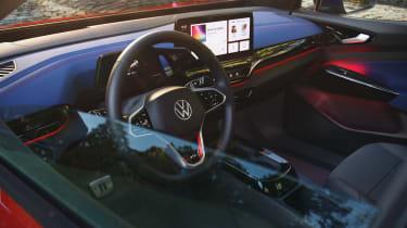 Volkswagen ID.4 GTX - interior