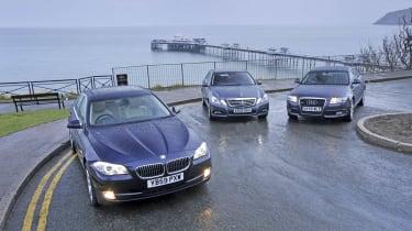 New 5-Series vs rivals
