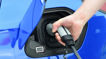 Having 100kW CCS charging as standard is a coup for the Corsa-e. In the Renault Zoe, 50kW charging is only optional