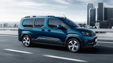 Peugeot Rifter - side