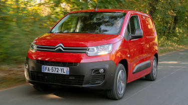 Best small vans - Citroen
