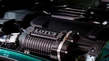 Lotus Exige Sport 350 - engine