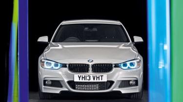 BMW 3 Series best compact executive car