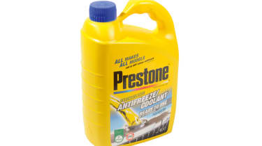 Prestone Extended Life Ready-to-Use Antifreeze